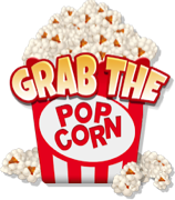 Grab The Popcorn Logo