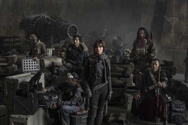 rogue one star wars cast