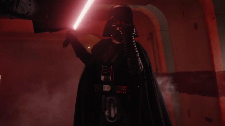Darth Vader Was Originally Supposed To Kill A Major