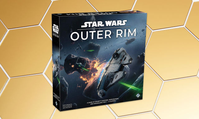Holiday Gift Guide: Fantasy Flight Games Star Wars: Outer Rim