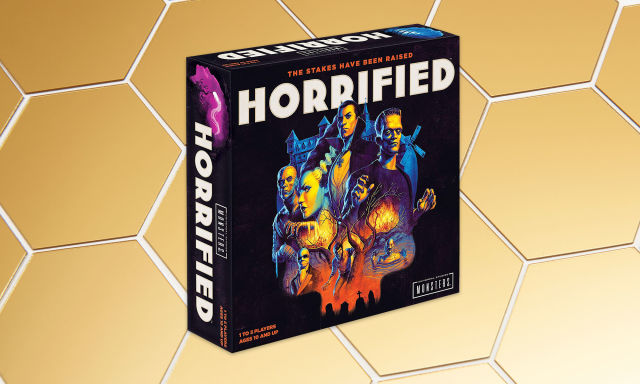 Holiday Gift Guide: Ravensburger Horrified